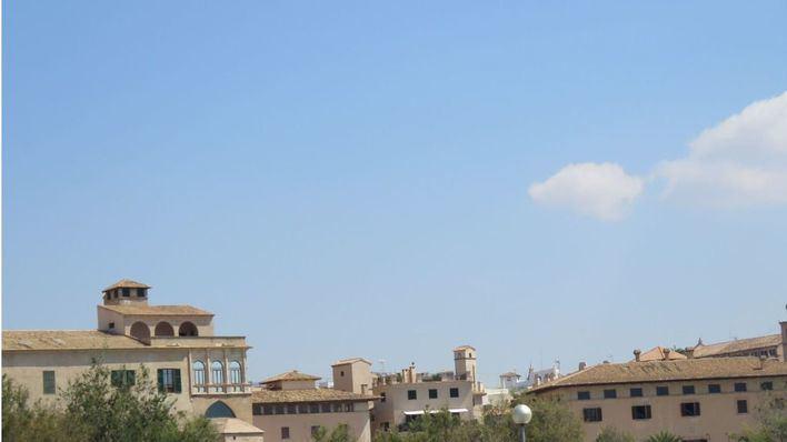 Temperaturas sin cambios y cielos despejados en Baleares