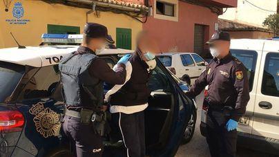 A prisión tras cometer 5 robos con violencia en Palma