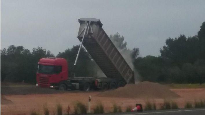 Los antiautopistas exigen redimensionar la carretera Llucmajor-Campos por la 'previsible caída de tráfico'