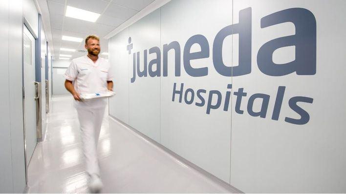 Juaneda Miramar, el hospital privado con más pacientes Covid derivados de la sanidad pública