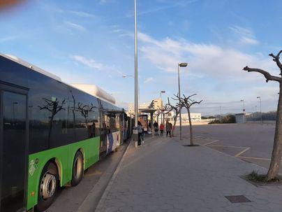 La EMT mejora las frecuencias y amplía refuerzos de autobuses en horas punta