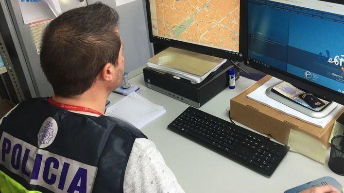 La Policía avisa de una campaña masiva de ciberestafa por sextorsión
