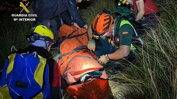 Denunciada la excursionista rescatada en el Cavall Bernat por incumplir la cuarentena