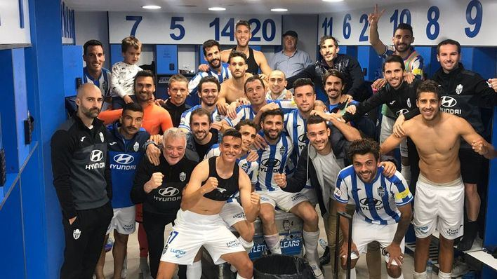 El Atlético Baleares, con muchas opciones de asegurarse la disputa del playoff de ascenso a Segunda A