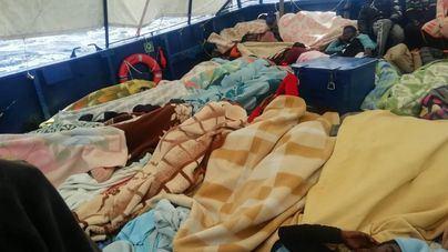 Críticas contra Malta por rechazar el desembarco de 43 migrantes rescatados en alta mar