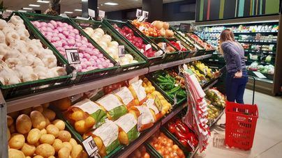 Los precios bajan un 0,3 por ciento en Baleares en marzo