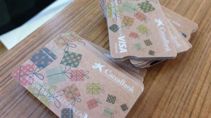 Tarjetas prepago de CaixaBank y El Corte Inglés para los sectores más afectados por el Covid-19