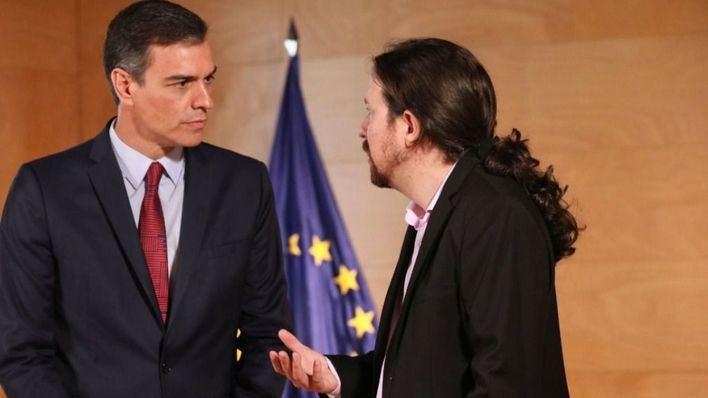 Sánchez e Iglesias pactan que el Ingreso Mínimo Vital comience a percibirse en mayo