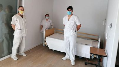 En las cinco residencias del IMAS se han contagiado 16 residentes y 16 trabajadores