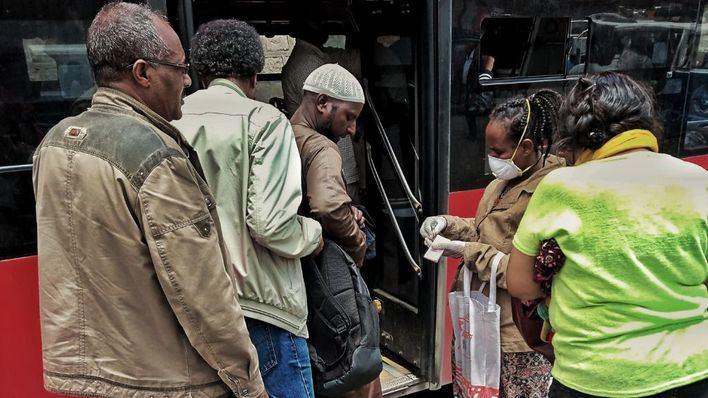 África necesita 15 millones de test de coronavirus
