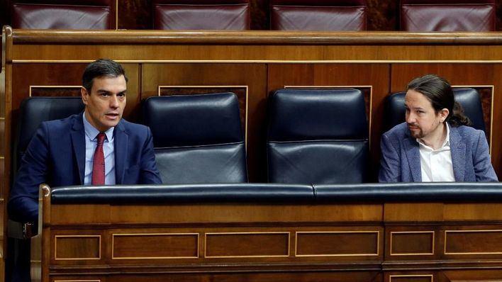 Iglesias impone su criterio frente al PSOE y el ingreso mínimo se activará en mayo