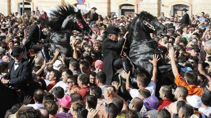 Menorca se queda sin las fiestas de Sant Joan a causa del coronavirus
