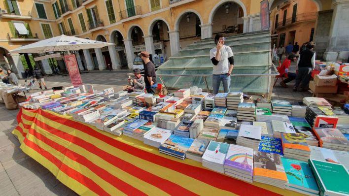 Aplazado el Día del Libro en Mallorca