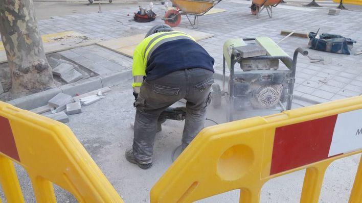 Policía Local y Nacional inician una campaña de control de obras en Palma