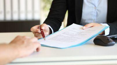 La firma de contratos laborales cae un 26,5 por ciento por el coronavirus