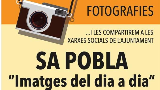 Imágenes del confinamiento: Sa Pobla lanza un concurso de foto entre sus vecinos