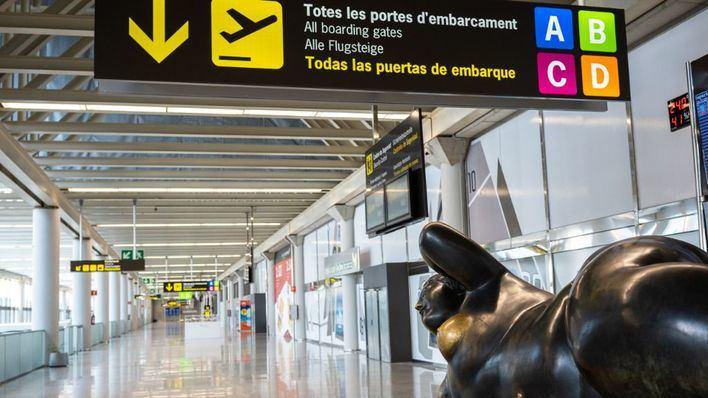 Aena recuperará el tráfico aéreo en tres fases: Primero los vuelos nacionales