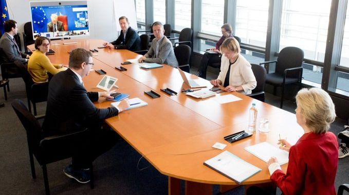 Puerta abierta a la emisión de deuda europea para financiar la reactivación económica