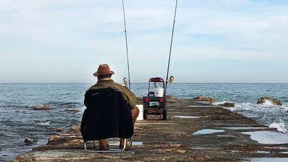 Detenido tras saltarse cuatro veces el confinamiento para ir a pescar