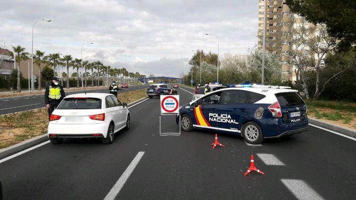 Arrestado en Palma tras acumular 10 denuncias por saltarse el confinamiento