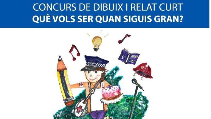 Hasta el 30 de abril para participar en el concurso de relatos y dibujos de la Policía Local