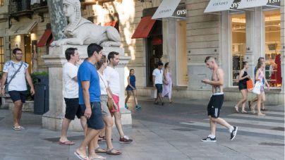 Las pernoctaciones hoteleras en Baleares cayeron un 68 por ciento en marzo por el coronavirus