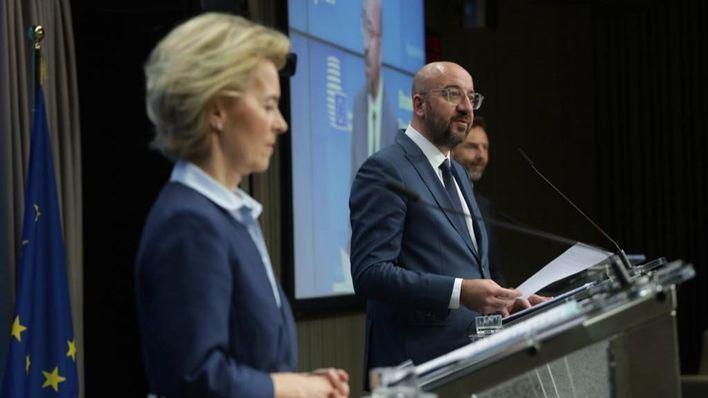 España e Italia quieren subvenciones; Alemania prefiere préstamos: el dilema del plan europeo de reactivación