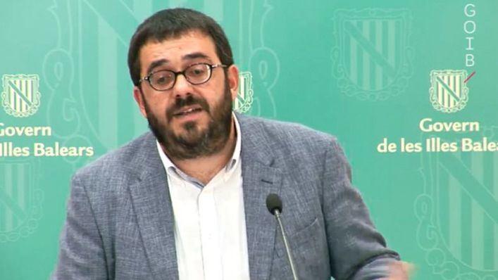 """Vidal afirma que """"el Estado era consciente de que ampliar las aguas de Argelia podía afectar a Cabrera y no lo comunicó"""""""