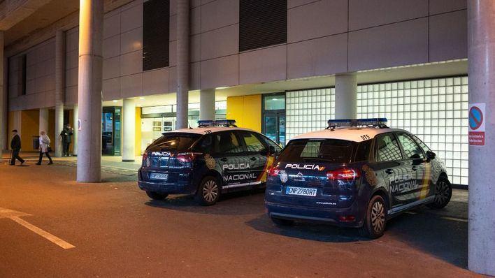 Un paciente positivo en Covid-19 huye de un hospital de Palma y la Policía lo devuelve al mismo