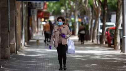 El 41,8 por cien de los encuestados no han comprado mascarillas porque no han encontrado