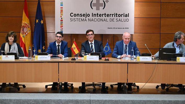 Illa se lo deja muy claro a las autonomías: 'Solo Madrid puede decidir sobre el desconfinamiento'