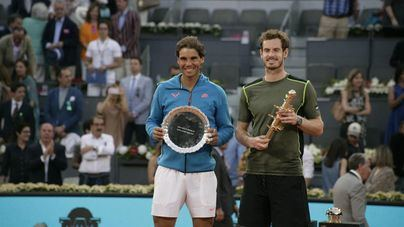 Nadal comparte grupo con Murray en el Mutua Madrid Open Virtual Pro