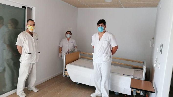 Las residencias de Baleres registran tres usuarios y cuatro trabajadores más afectados por coronavirus