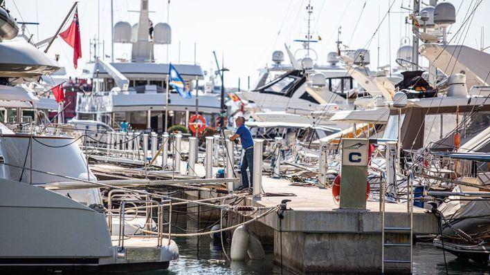 El sector náutico reclama recuperar la actividad en puertos deportivos y turísticos si bajan los contagios