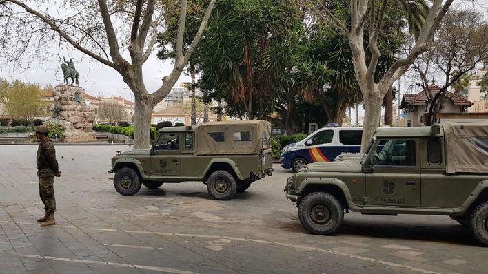 El Ejéricto prohíbe a los militares que luchan contra el coronavirus volver a sus hogares tras el trabajo