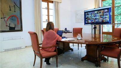 Sánchez se reúne con los presidentes autonómicos para tratar los planes de desconfinamiento