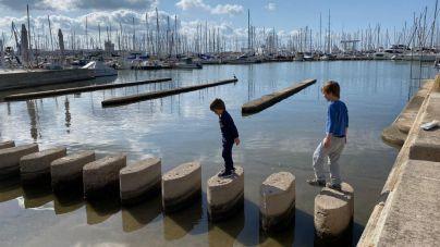 Miles de niños de Baleares toman las calles tras 42 días confinados
