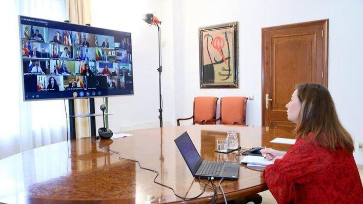 """Armengol pide poder fijar """"horarios y zonas"""" para evitar aglomeraciones"""