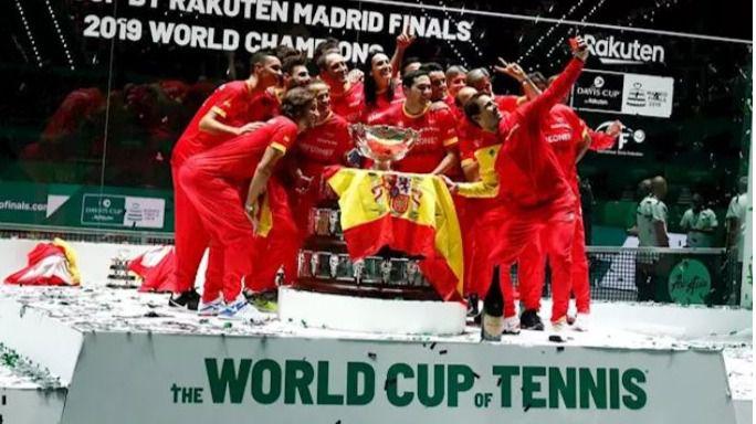 El equipo español de la Davis cree que los tenistas