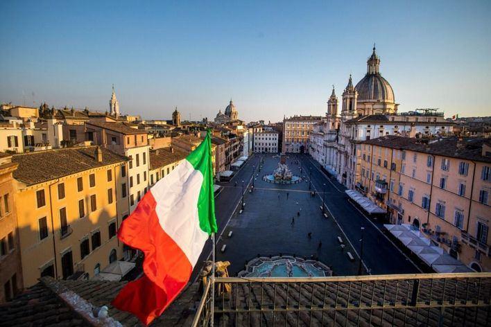 Italia anuncia la reapertura de la actividad económica a partir del 4 de mayo