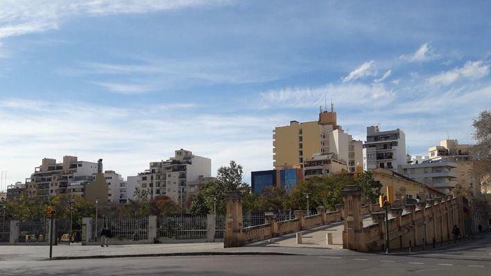 Nubes y temperaturas de hasta 22 grados en Baleares