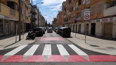 Cort pone en marcha la nueva Zona 30 en El Rafal y Es Vivero