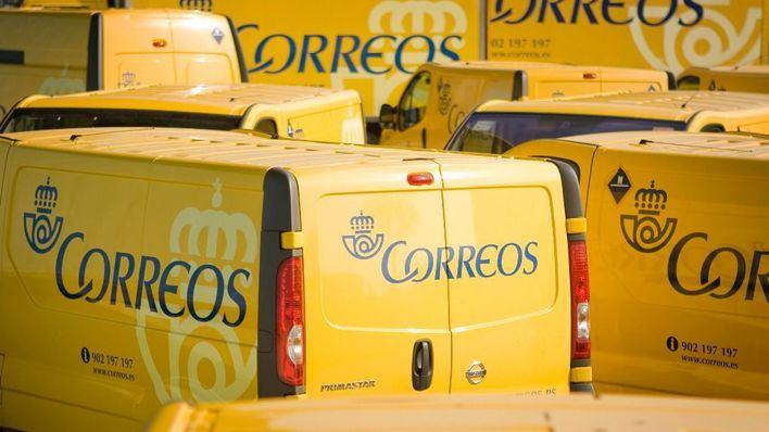 Los trabajadores de Correos son el segundo colectivo con más casos de coronavirus