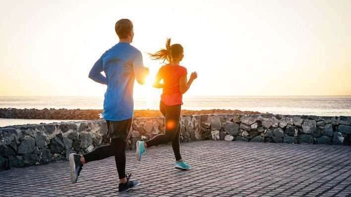 El distanciamiento físico para hacer deporte debe superar los 2 metros