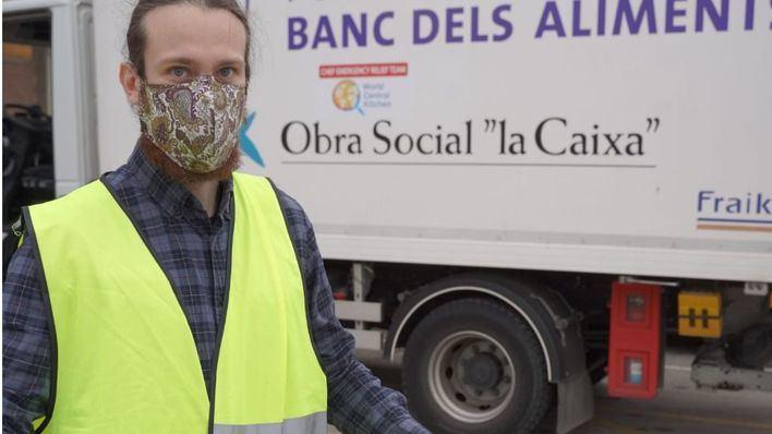"""Fundación 'la Caixa' destina un millón de euros más a la campaña """"Ningún hogar sin alimentos"""""""