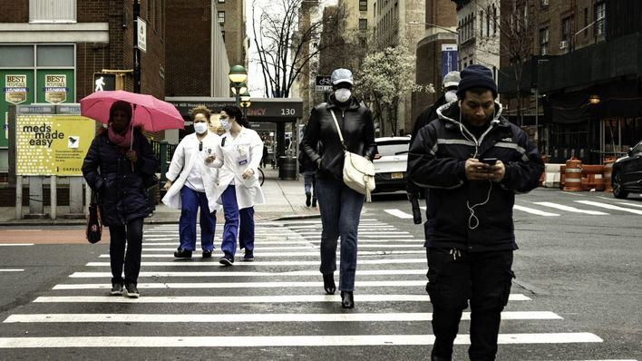 Estados Unidos supera el millón de contagiados de coronavirus
