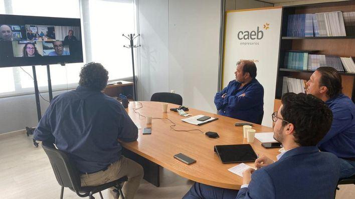 Restauración CAEB y sindicatos van de la mano en el proceso de desescalada