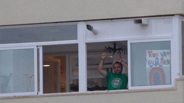 Los balcones de Manu DJ