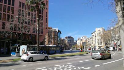 Las Avenidas contarán con un único carril activo cuando este lunes comience el asfaltado