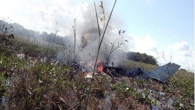 Fallecen cuatro españoles en un accidente de avioneta en Bolivia